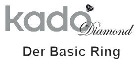 Kado--Diamond, Basic-Ring--Onlineshop